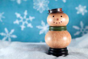 2016 Collectible Snowman